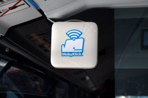 So werden die HVV-Router aussehen. Foto: Niklas Rademacher