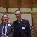 Die beiden Geschäftsführer von Ausblick Hamburg: Karlheinz Spreitzer (links) und Udo Marquardt (rechts). Foto: Annika Demgen