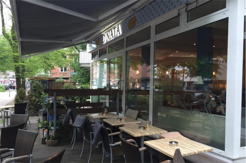 D`Nata. Foto: Cafe D`NATA