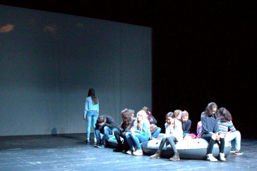"""""""Unerwünscht"""" im Thalia Theater"""