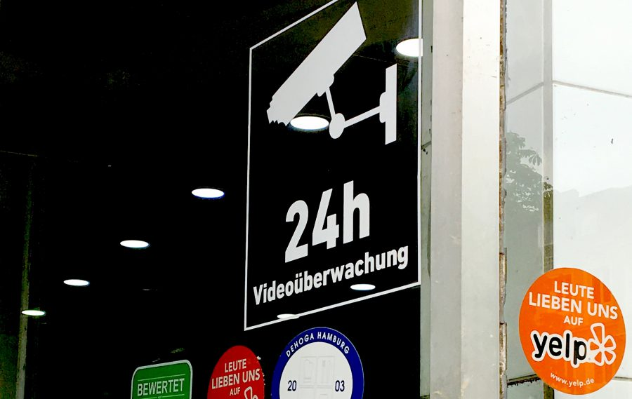 Vor allem Gewerbetreibende haben eine Videoüberwachung im Laden, um sich vor Ladendiebstählen zu schützen.