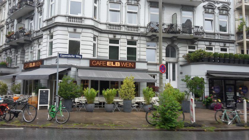 Cafe Elb Wein Hamburg Eppendorfer Weg