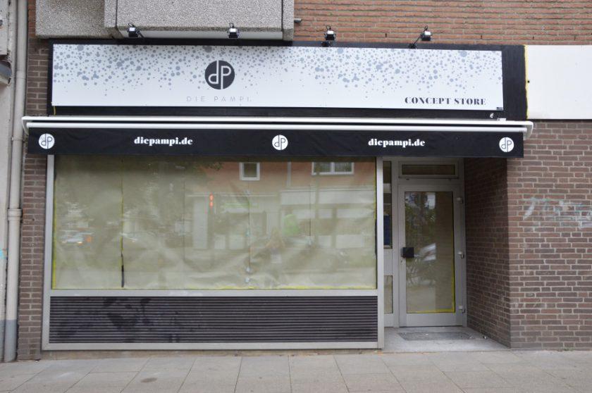 Ein neuer Die Pampi Store eröffnet in Eimsbüttel. Foto: Henrike Hapke