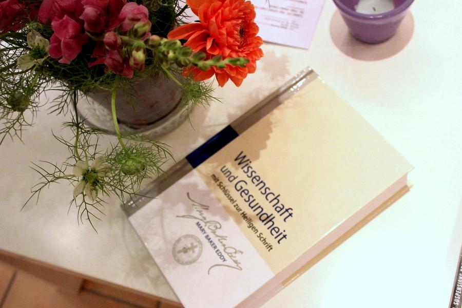 Marry Baker Eddy hat nicht nur das Buch geschrieben, sondern ist auch die Gründerin von Christian Science. Foto: Jannika Grimm