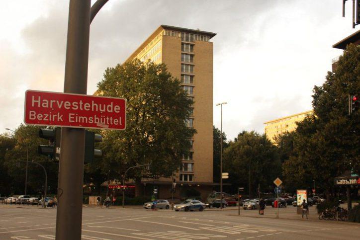 ...jüdischen Grindel-Viertel im Stadtteil Harvestehude erbaut. Foto Eimsbütteler Nachrichten