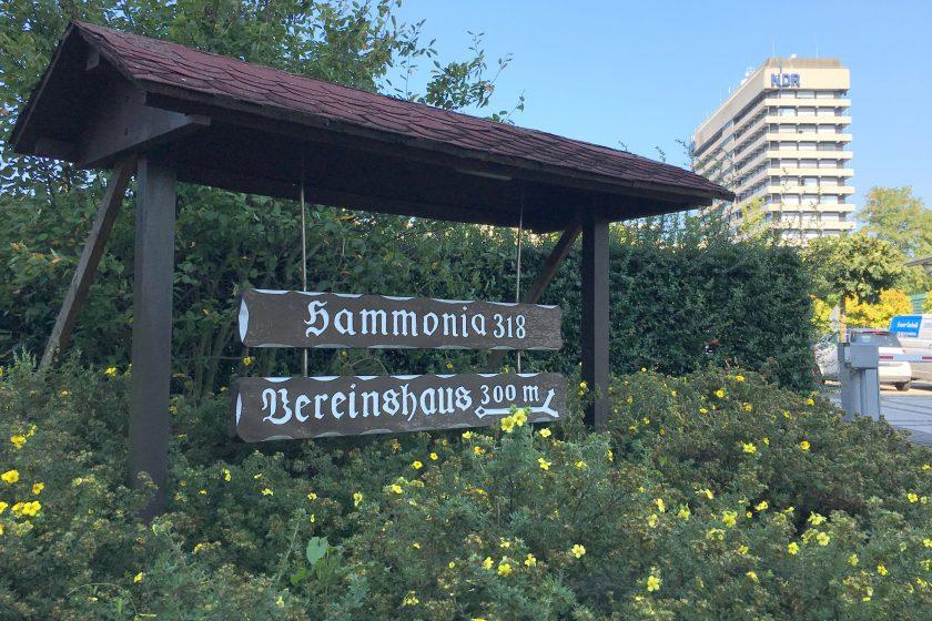 NDR besitzt auch Kleingärten in Eimsbüttel