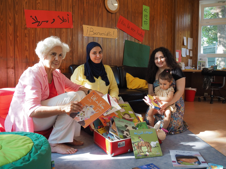 Gedichte für Wichte, Büchergeschenk aus der arabischen Welt