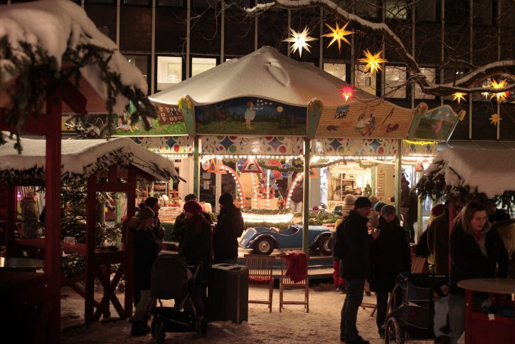 Streit um Nazi-Codes auf Weihnachtsmarkt in Eimsbüttel