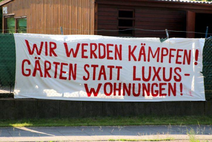 Grünfraß in Eimsbüttel – Teil 3