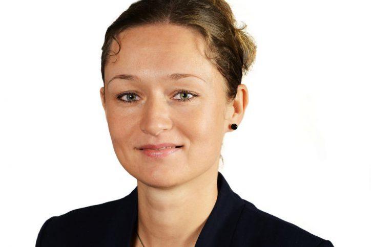 Zaklin Nastic wurde als Direktkandidatin für die Bundestagswahl 2017 gewählt. Foto: DIE LINKE