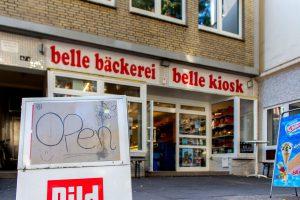 Die Bellebäckerei musste umziehen. Foto: Alex pole