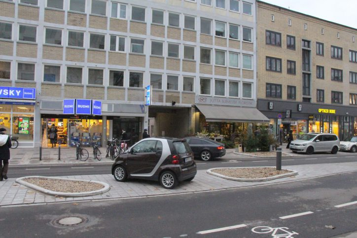 Osterstraßenumbau etwas anders. Foto: Karoline Gebhardt