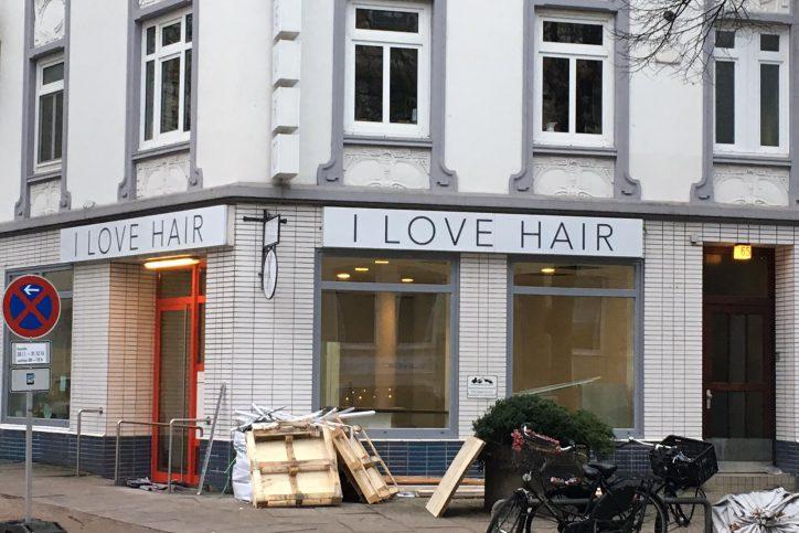 I love hair ein zweites Mal in Eimsbüttel