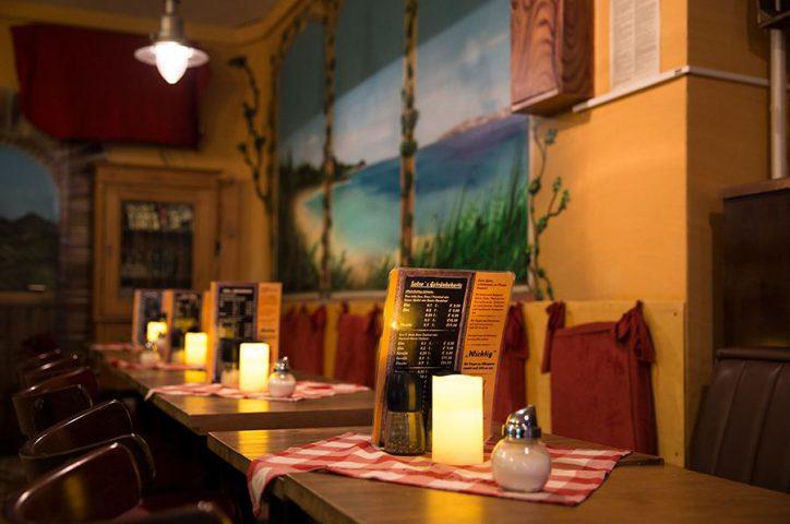 Klein aber oho: In der Piazza Trapani ist Platz für 35 Gäste. Foto: Eimsbütteler Nachrichten