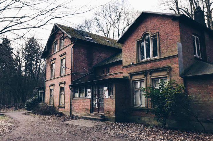 Die historische Villa Mutzenbecher im Niendorfer Gehege. Foto: Carolin Martz