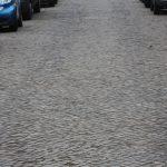 Das historische Kleinpflaster in der Tornquiststraße. Foto: Carolin Martz