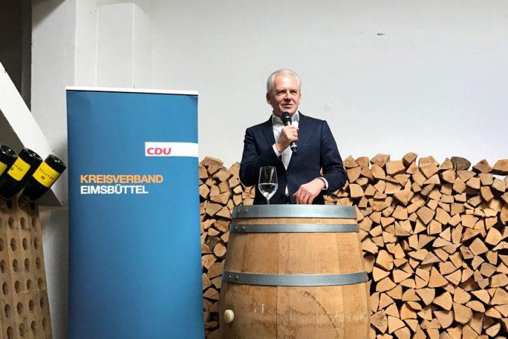 Bahnchef Grube: Abschied kurz nach Eimsbüttel-Besuch