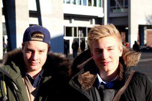 """Jan und Niklas: """"Klausuren klauen - das würden wir beide machen."""""""