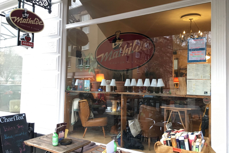 Themenslam im Literatur-Café Mathilde - Eimsbütteler Nachrichten