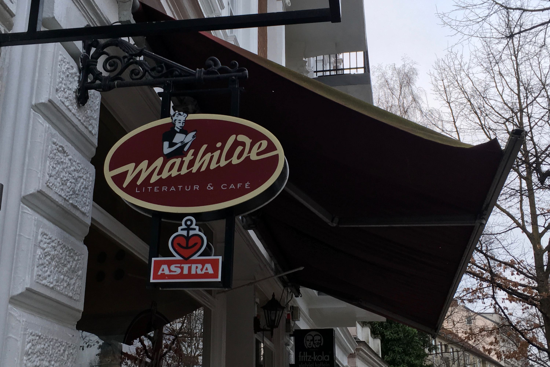Themenslam Im Literatur Café Mathilde Eimsbütteler Nachrichten