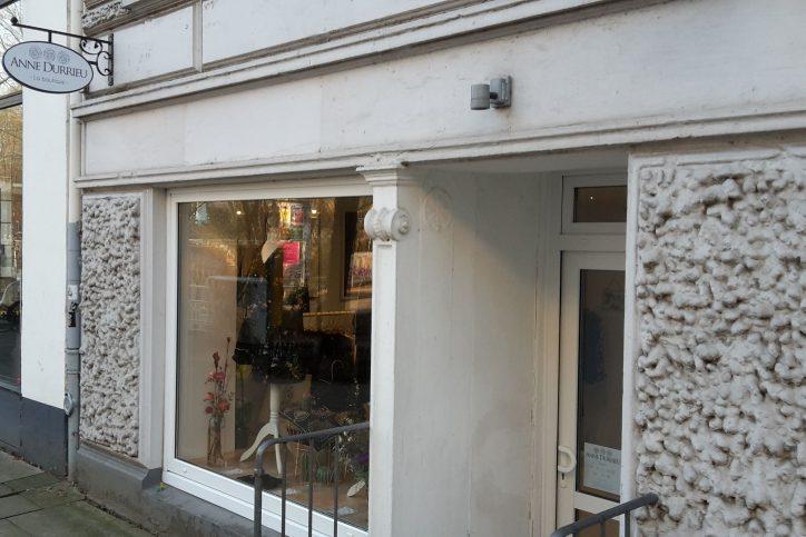 Anne Durrieu - la boutique am Weidenstieg. Foto: Jan Hildebrandt