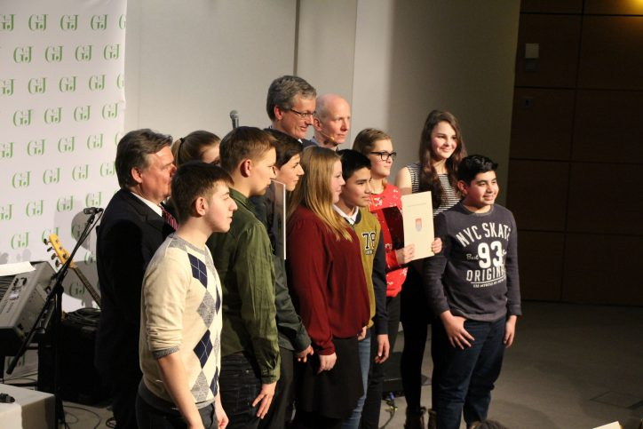 Schülerzeitungswettbewerb 2017: Preisträger aus Eimsbüttel