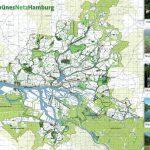 Ziel des Hamburger Landschaftsprogramms ist es diese verschiedenen Parkanlagen und Grünflächen immer weiter zu einem grünen Netz zu verknüpfen. Foto: Behörde für Umwelt und Energie, Hamburg