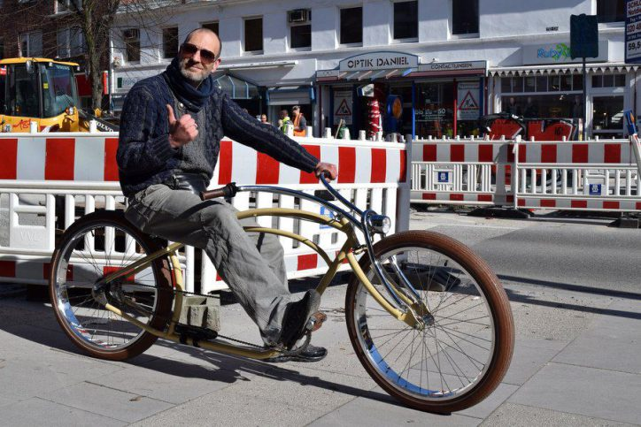 Fahrrad: Auf zwei Rädern durch Eimsbüttel