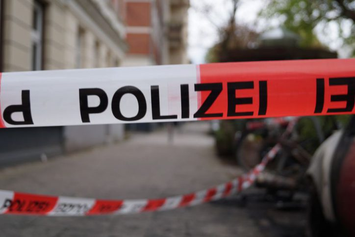 Fahrzeugbrand in der Löwenstraße