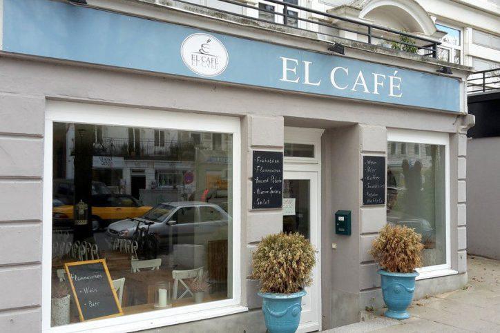 Das El Café hat dicht gemacht