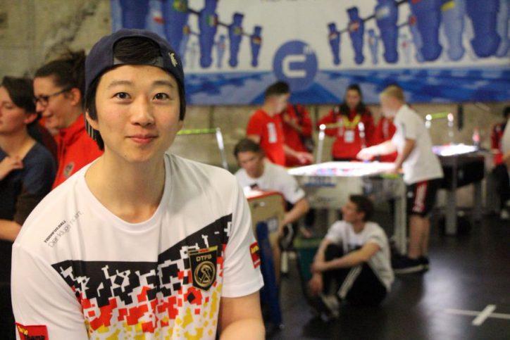 ITSF WORLD CUP 2017: Eimsbütteler kickert um WM-Titel