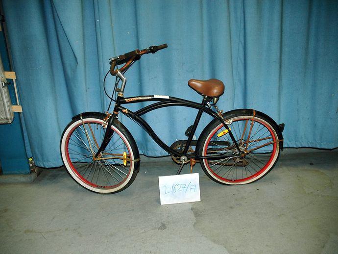 Wer erkennt sein Fahrrad? Foto: Polizei Hamburg