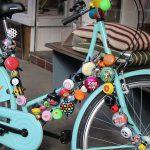 Man kann gar nicht genug Fahrradklingeln haben. Foto: Eimsbütteler Nachrichten