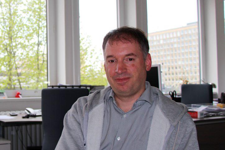 Bundestagswahl 2017: Kandidat Niels Annen aus Eimsbüttel
