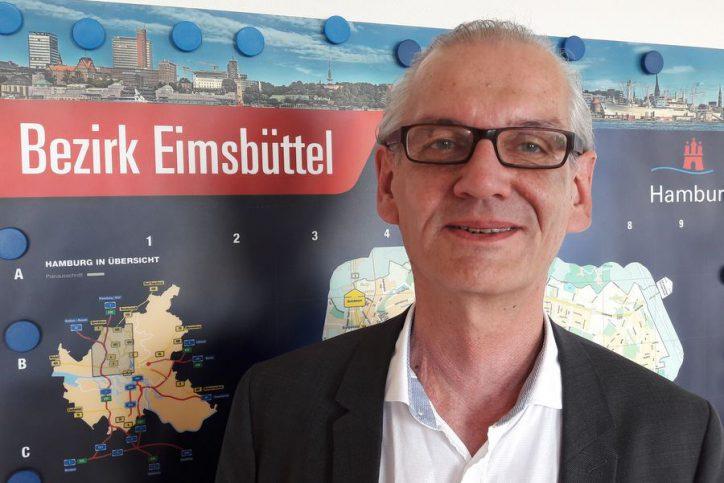 Neuer Dezernent im Bezirksamt Eimsbüttel