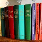 Für Bücherwürmer: verschiedene Klassiker und lustige Taschenbücher. Foto: Leon Battran