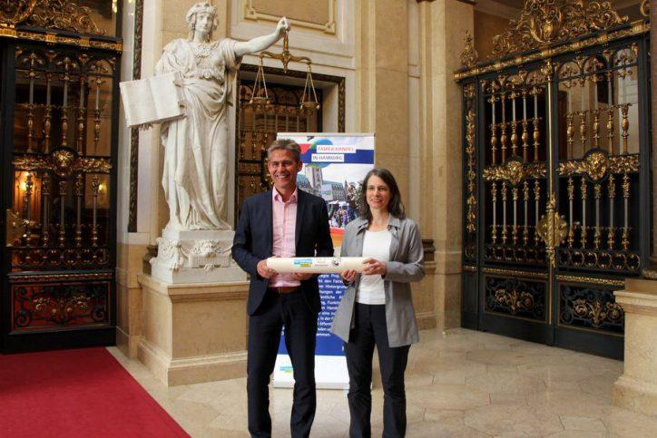 Neue Fairtrade-Aktion startet in Eimsbüttel