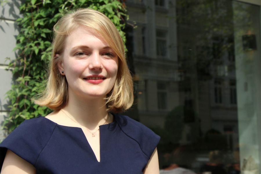 Bundestagswahl 2017: Kandidatin Ria Schröder aus Eimsbüttel