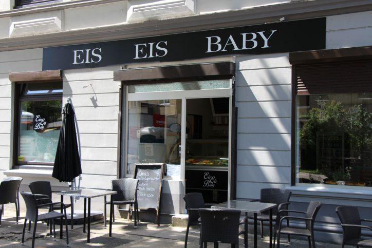Eis Eis Baby: Neuer Eisdealer am Heußweg