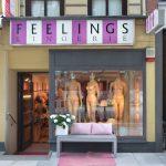 Feelings Lingerie Foto: Max Gilbert
