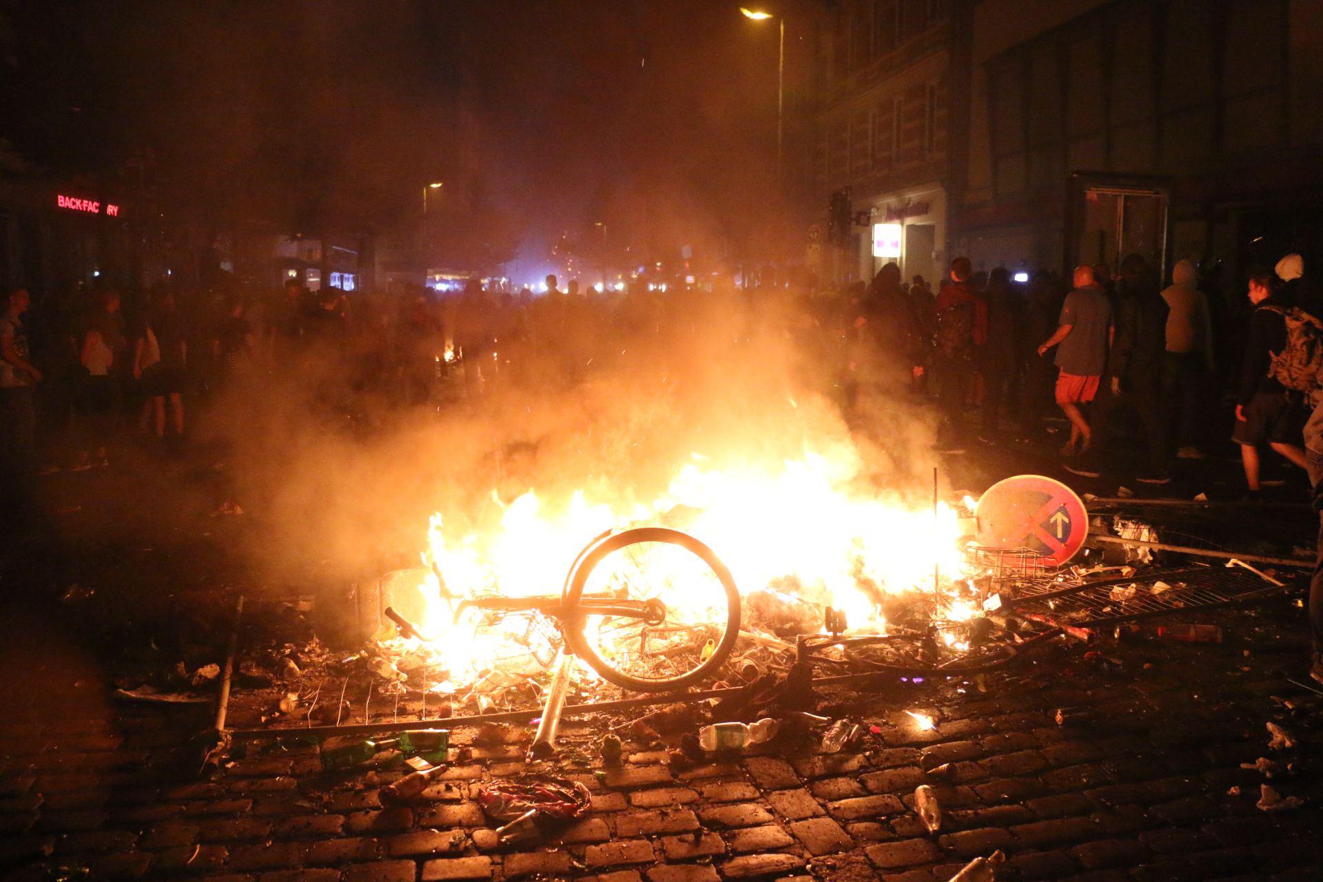 G20-Newsblog: Schwere Krawalle im Schanzenviertel (7.7.2017)