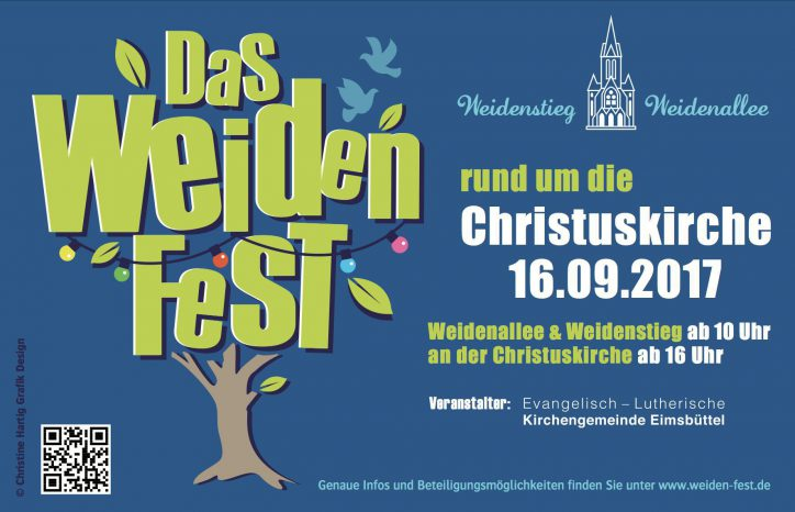 Weidenfest Christuskirche