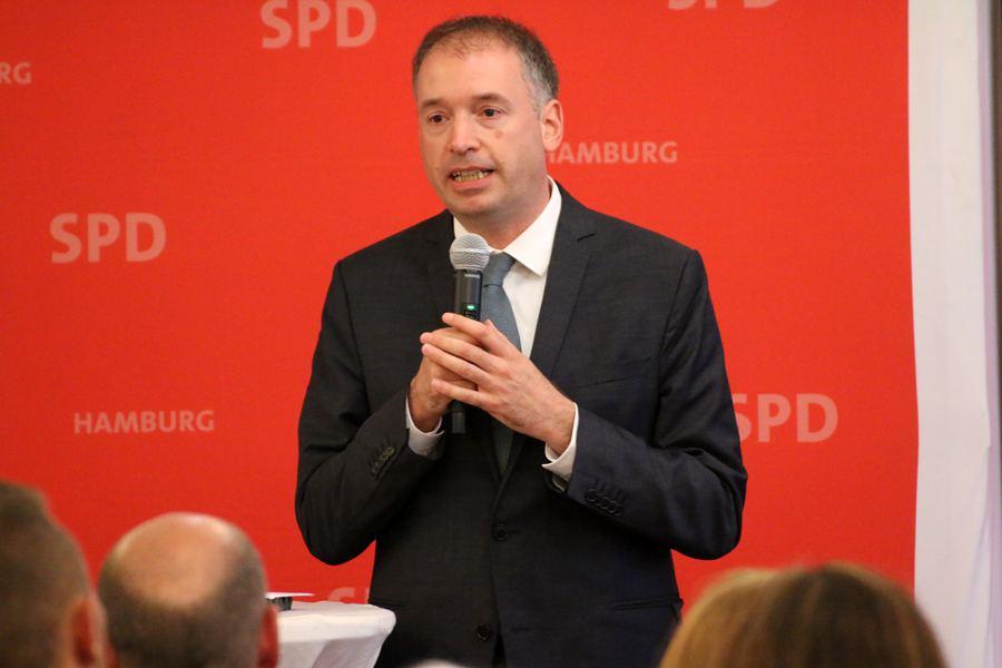 Wiederwahl: Niels Annen erneut außenpolitischer Sprecher
