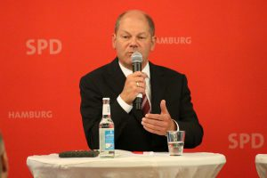 Olaf Scholz, SPD, G20