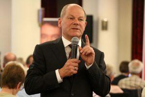 Olaf Scholz, G20, SPD