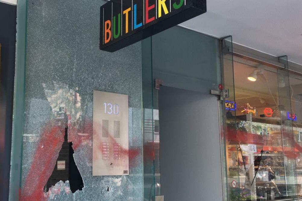 """G20-Krawalle an der Osterstrasse: """"Das ist einfach nur rohe Gewalt"""""""
