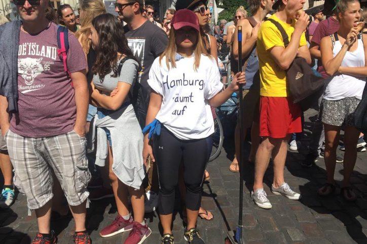 """Hamburg räumt auf: """"Die Schanze war noch nie so sauber"""""""