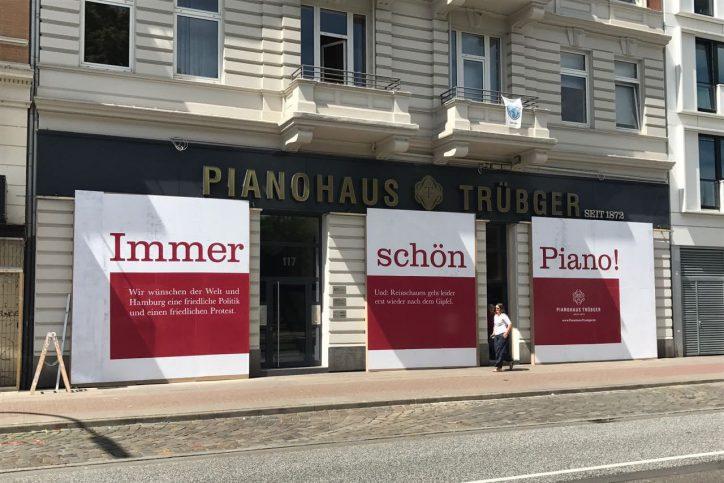 G20, G20-Gipfel, Schanzenstraße, Schanze
