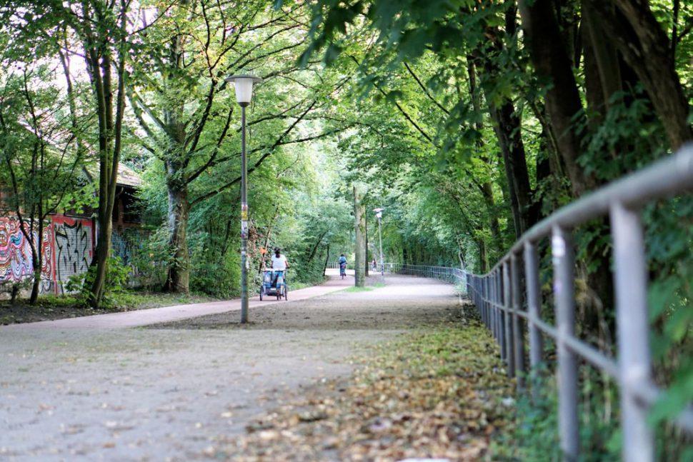 Laufrouten Eimsbüttel