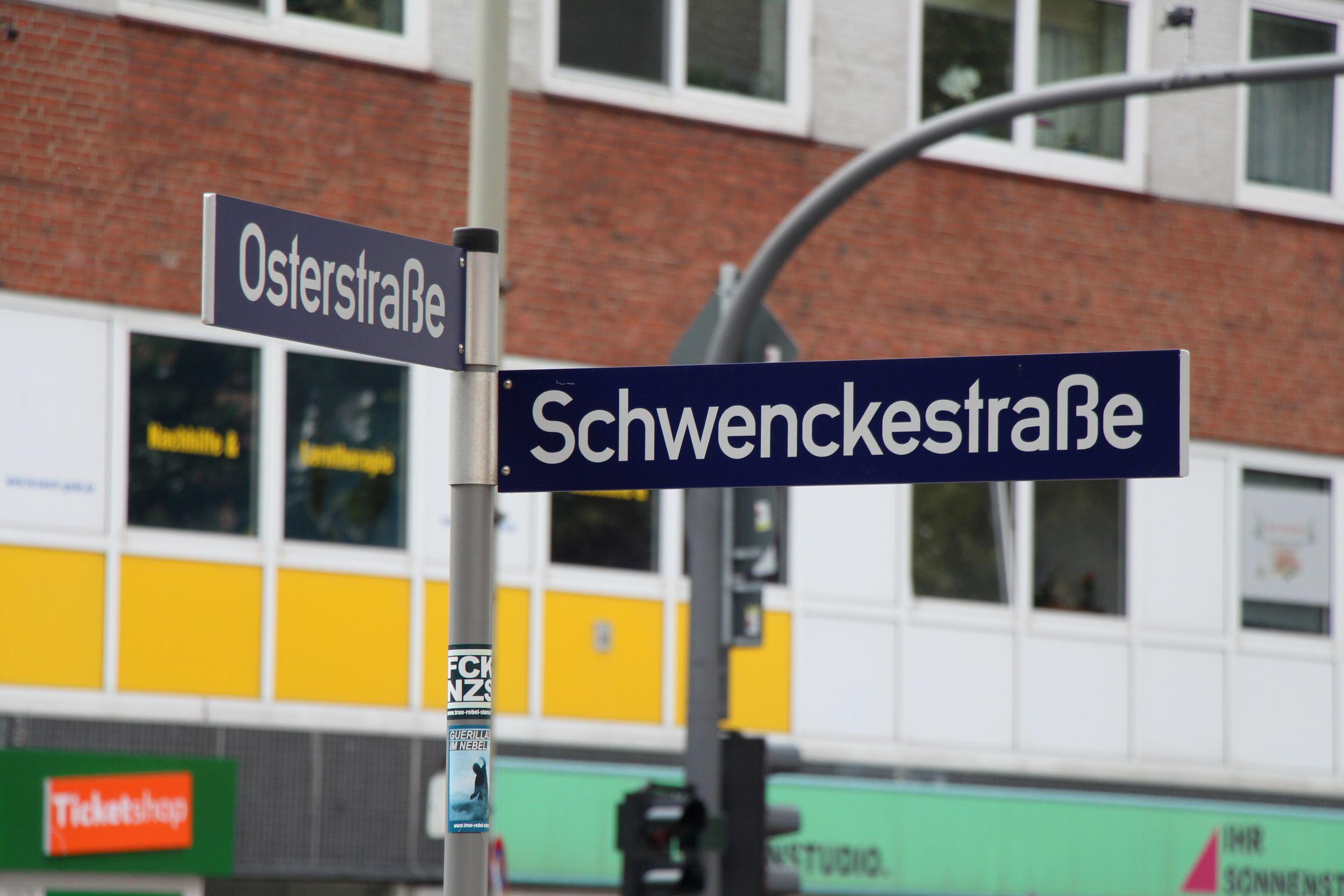 Osterstraße: Erneute Verkehrsbehinderungen